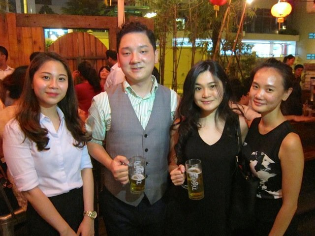 More from the corporate bar. Past and present members of PLVG.