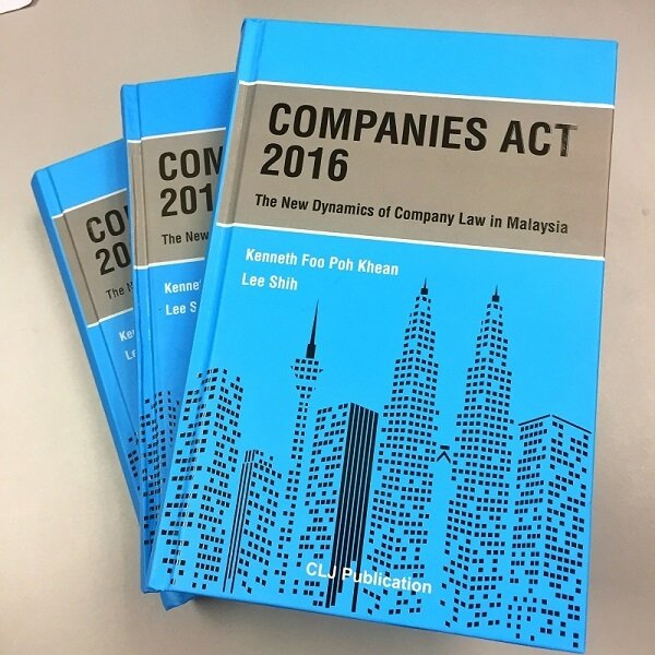 The Companies Act 2016 In Force On 31 January 2017 10 Things To Immediately Prepare For