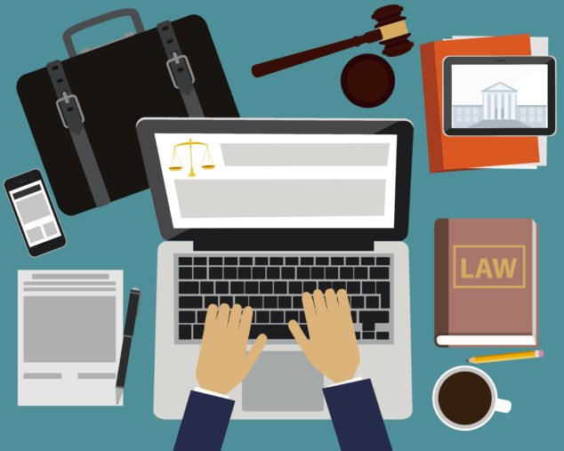 legal tech image