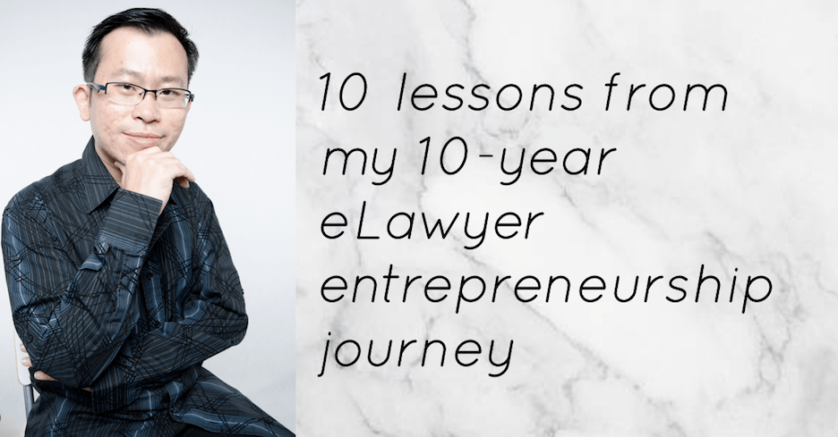 Eddie Law entrepreneurship