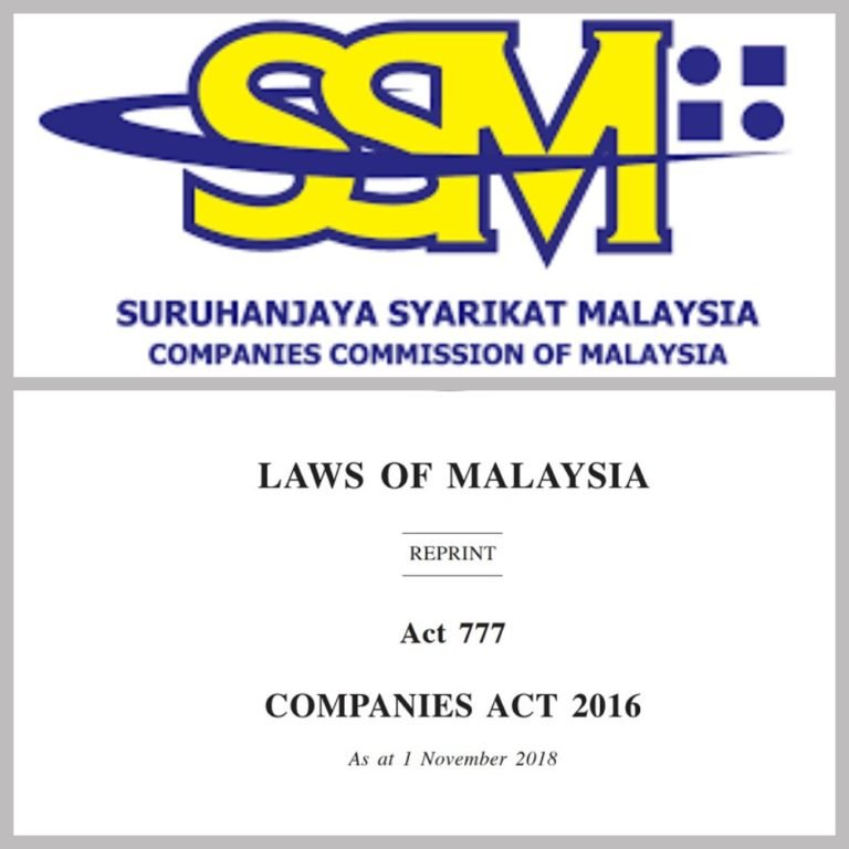 Revised Version Of The Companies Act 2016
