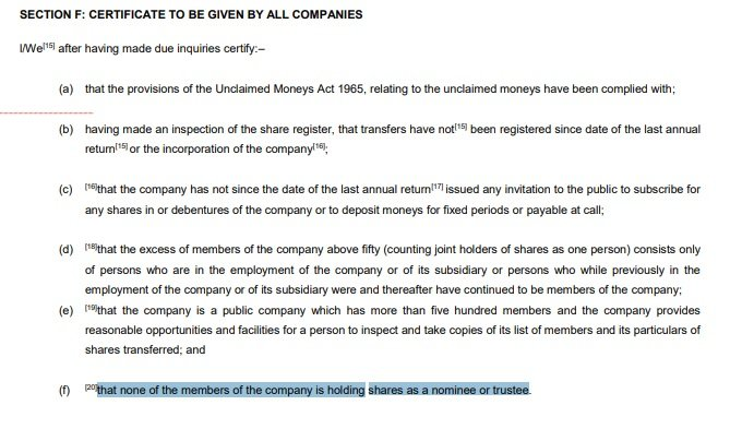Beneficial Ownership Of Companies Out Of The Shadows